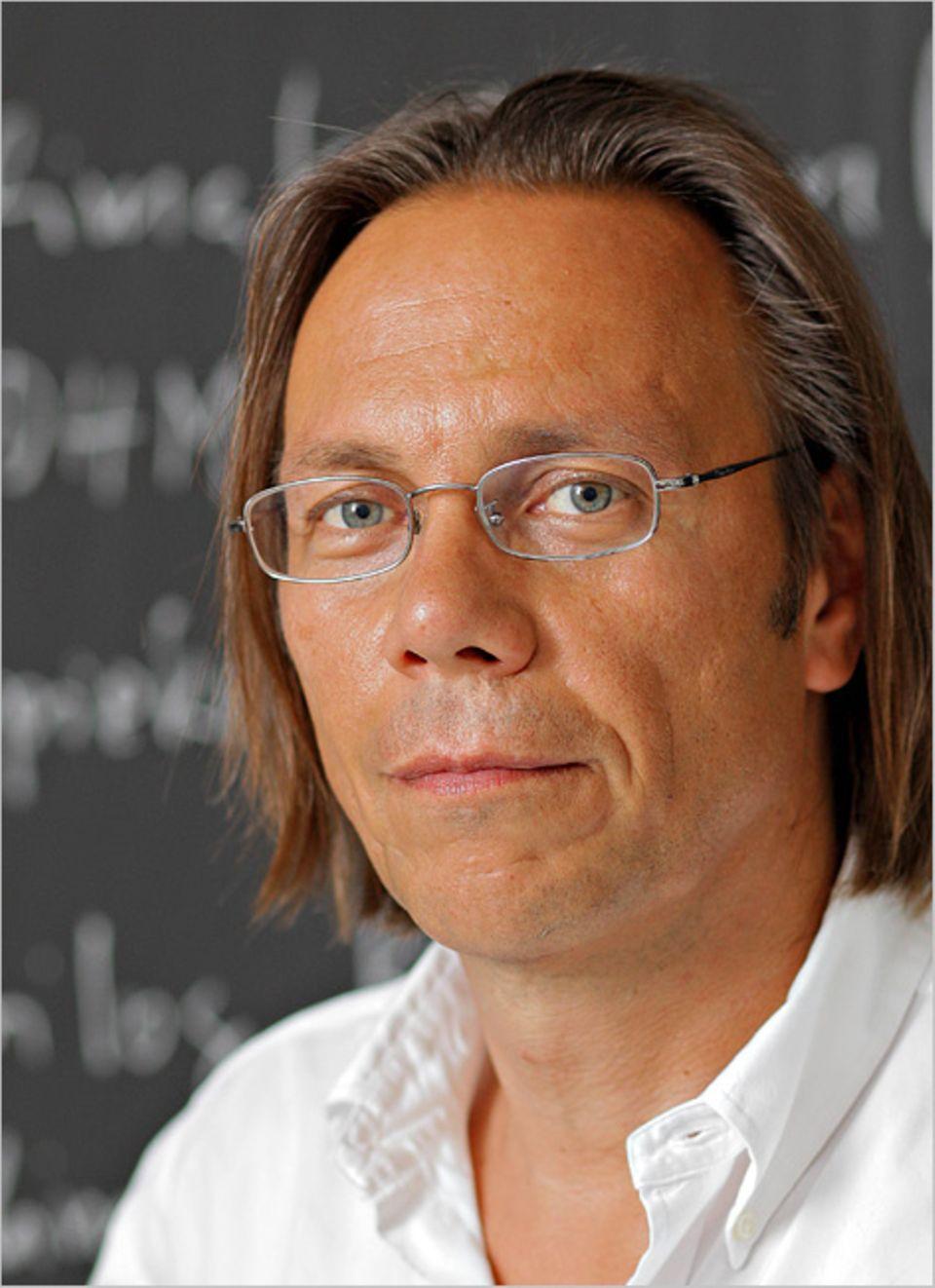 Klimawandel: Professor Harald Welzer ist Soziologe und Sozialpsychologe. Er lehrt an der Universität Flensburg Transformationsdesign und leitet die Stiftung Futurzwei