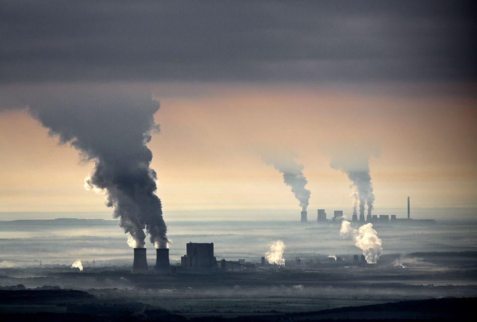 Klimawandel: Motoren des Klimawandels: Braunkohlekraftwerke in Brandenburg