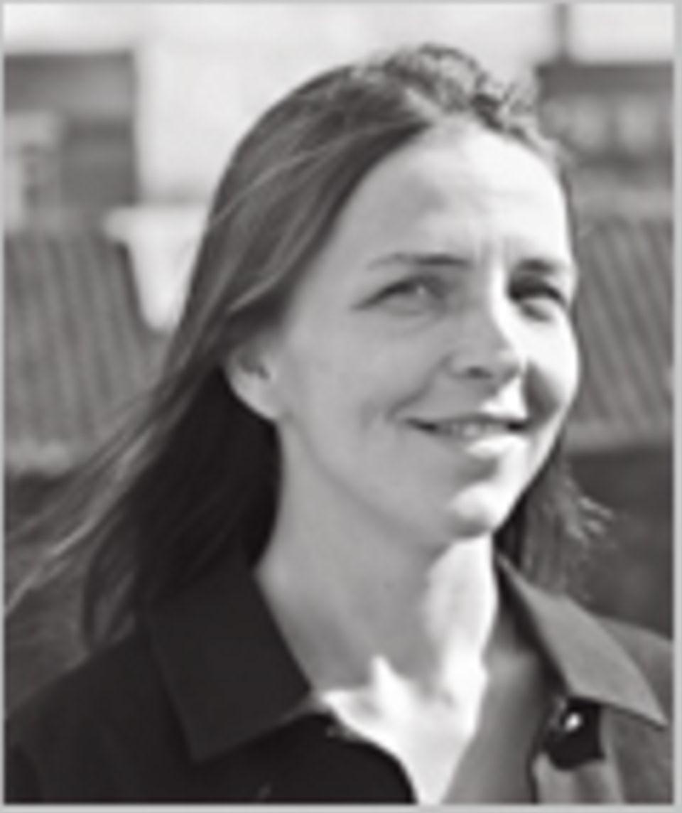 Reiseexperten: Jane Smillie hat den Faltplan wieder salonfähig gemacht