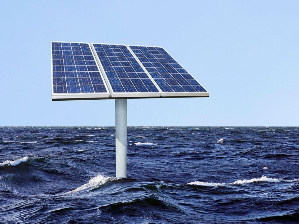 Energie: Forscher arbeiten daran, die Effizienz von Solarzellen weiter zu steigern