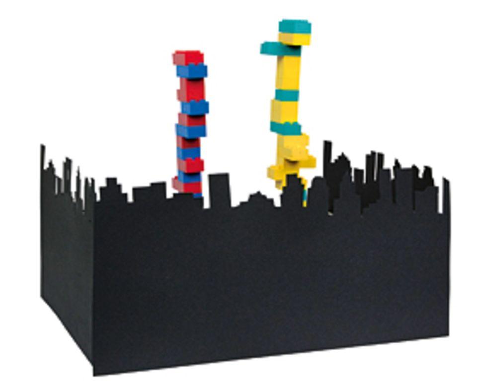Experimente: Lasst den Erdbeben-Tisch beben
