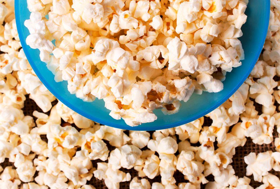 Rezeptesammlung: Das Grundrezept für Popcorn ist gar nicht schwer