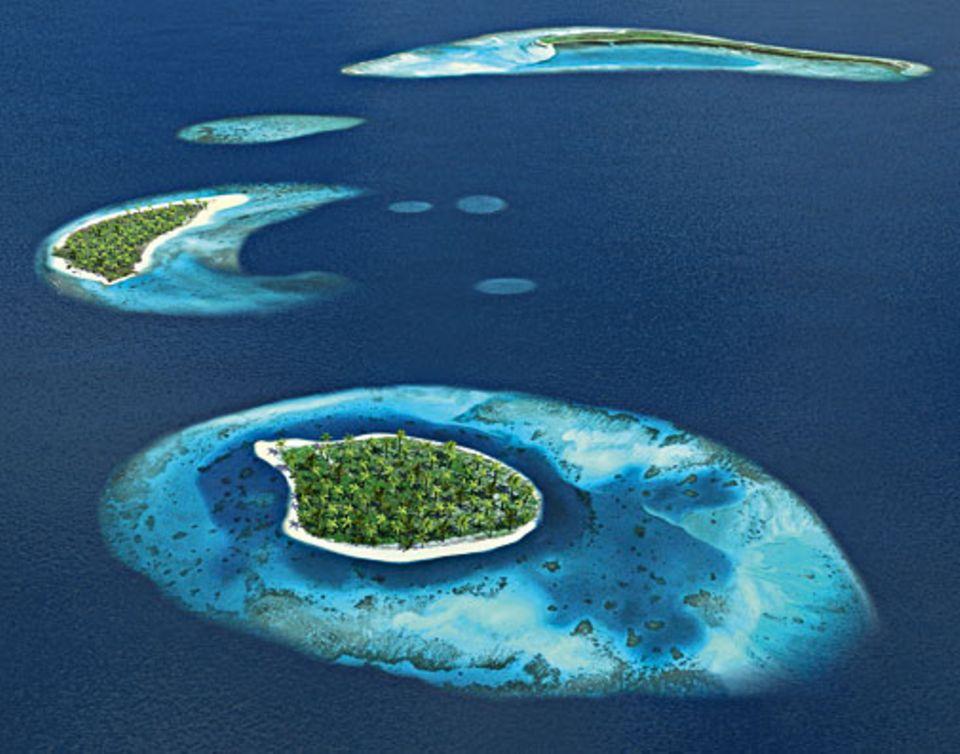 Globale Erwärmung: Die Malediven 2015
