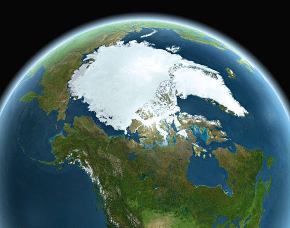 Globale Erwärmung: Die Arktis vor 40 Jahren