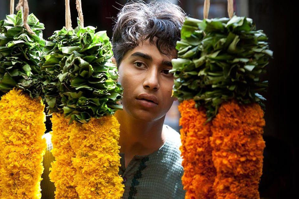 Schiffsbruch mit Tiger: Der 17-Jährige Pi lebt mit seiner Familie in Indien