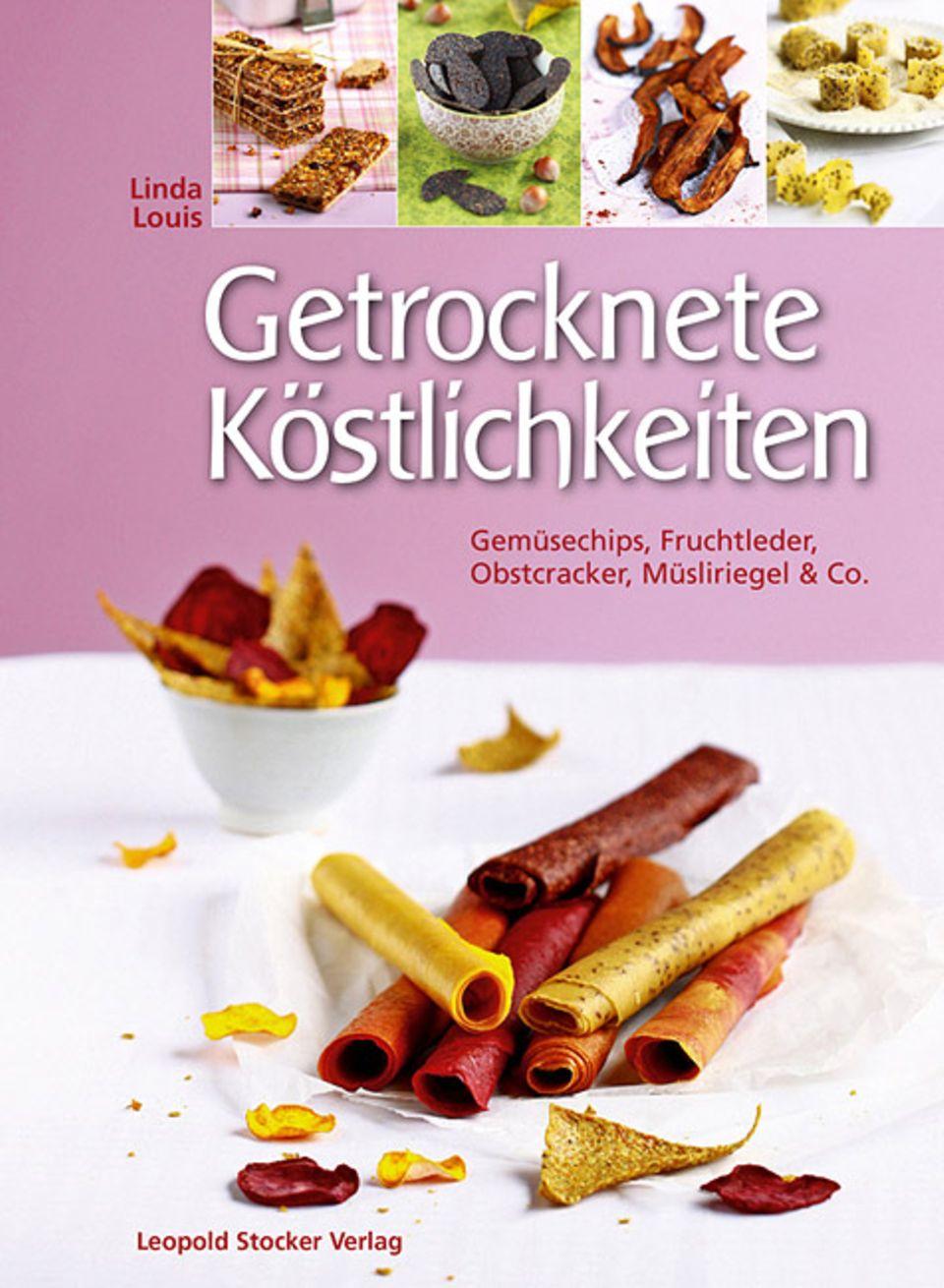 """Vegetarische Küche: Linda Louis: """"Getrocknete Köstlichkeiten"""" im Leopold Stocker Verlag GmbH, 12,95 Euro"""