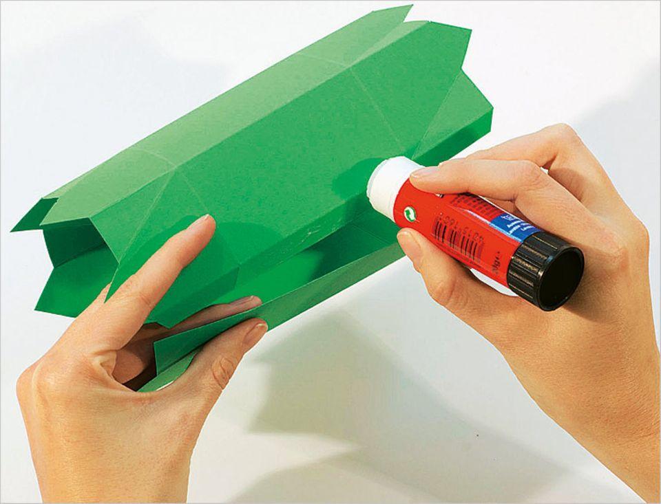 Bastelanleitung: Geschenkverpackungen basteln