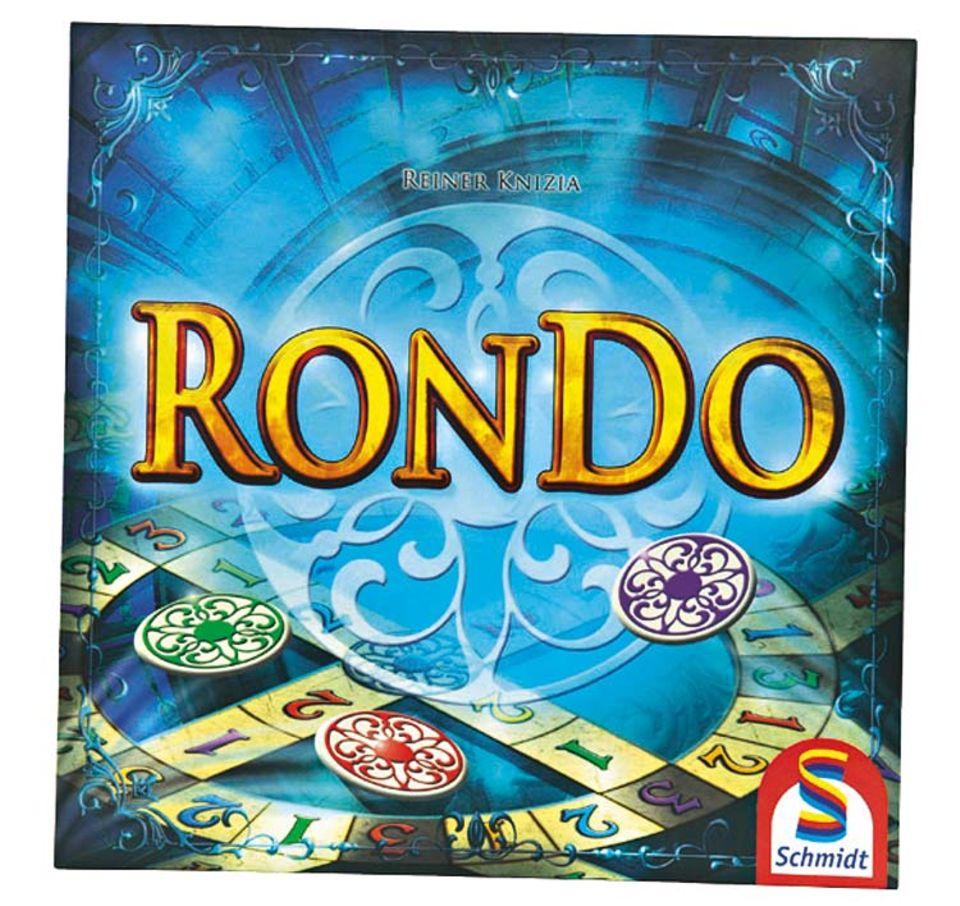 Brettspiel: Spieltipp: Rondo