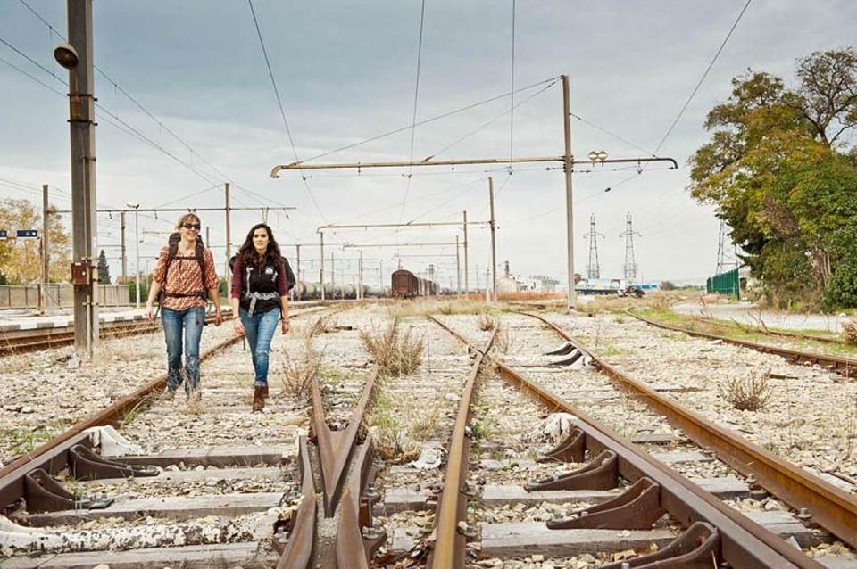 Wanderung: Marseille feiert sich als Europas Kulturhauptstadt mit einem ungewöhnlichen Wanderweg: dem GR 2013