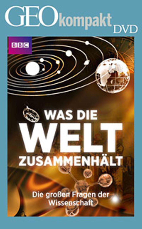 """GEOkompakt Nr. 35 """"Warum ist der Himmel blau?"""" ist auch mit DVD erhältlich"""