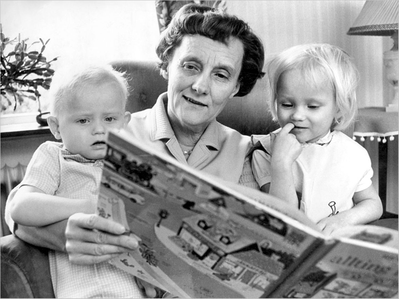 Mensch: Mit über 145 Millionen verkauften Büchern gehört Astrid Lindgren zu den bekanntesten Kinderbuchautoren der Welt