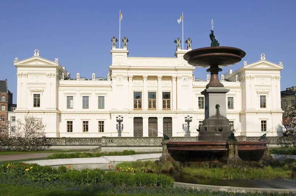 Lund: Die Universität von Lund wurde 1666 gegründet