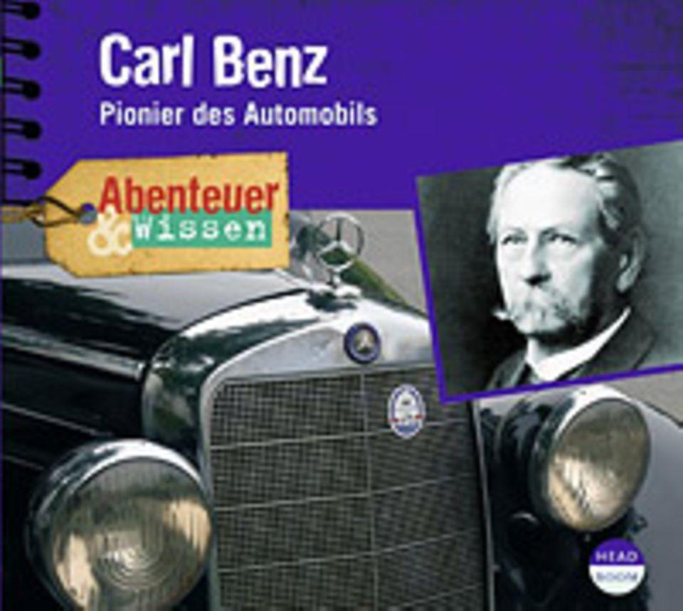 Hörbuchtipp: Hörbuchtipp: Carl Benz, Pionier des Automobils