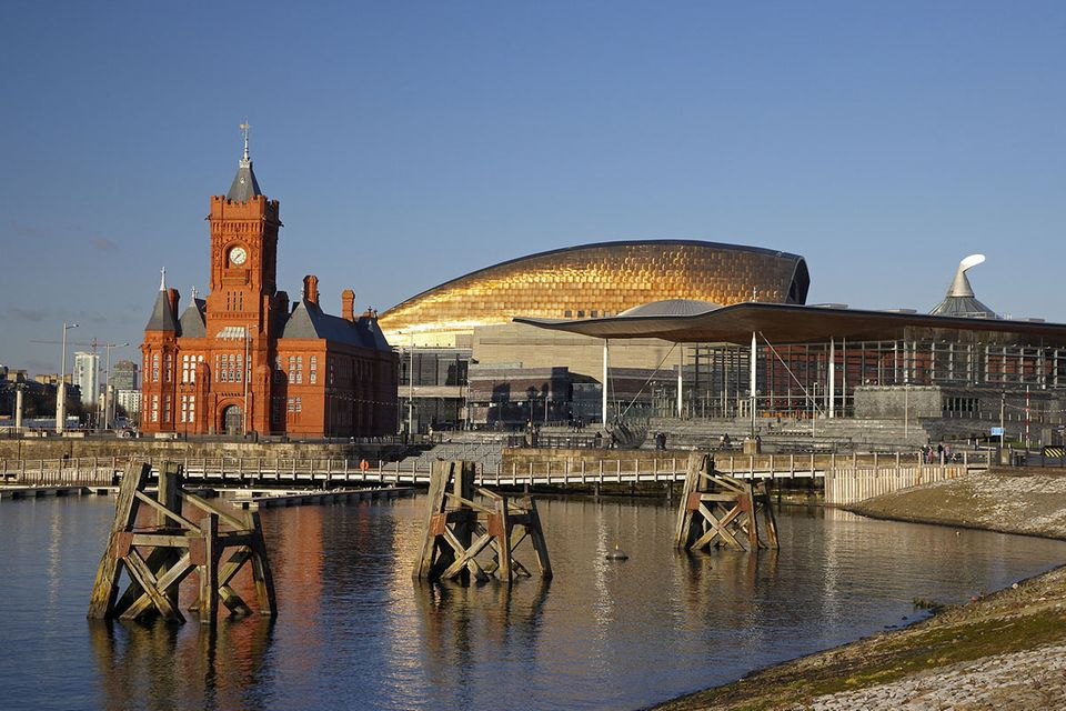 Wales: Cardiff in 48 Stunden