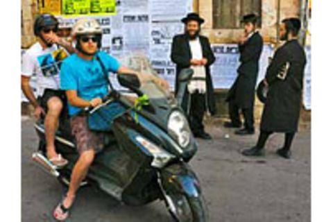 Leseprobe: Nächstes Jahr in Jerusalem