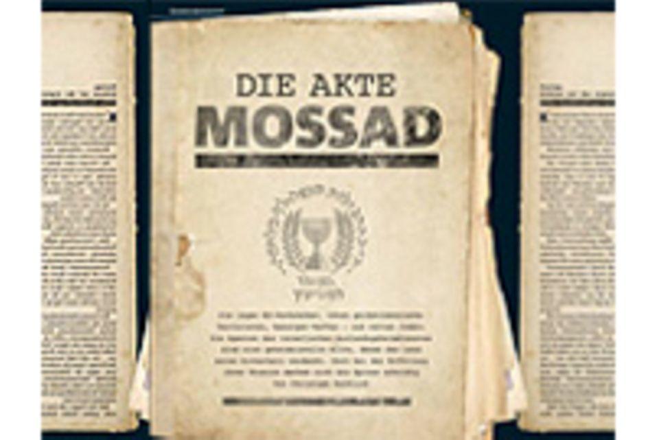 Leseprobe: Die Akte Mossad