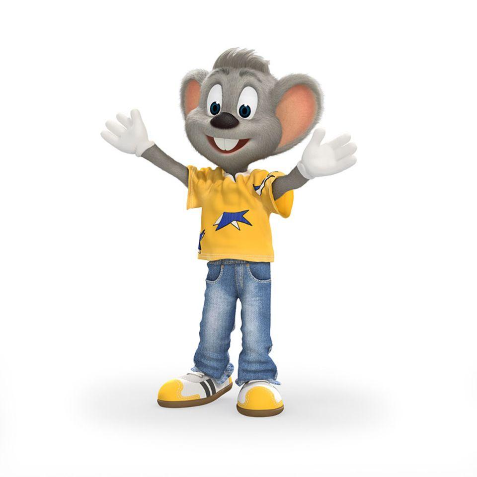 Freizeit: Die Euro-Maus aus dem Europa-Park