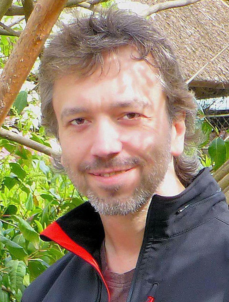 Freizeit: Ulrich Gebhardt ist Freizeitpark-Tester