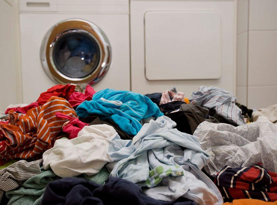 Redewendung: Die schmutzige Wäsche sollte lieber zuhause bleiben