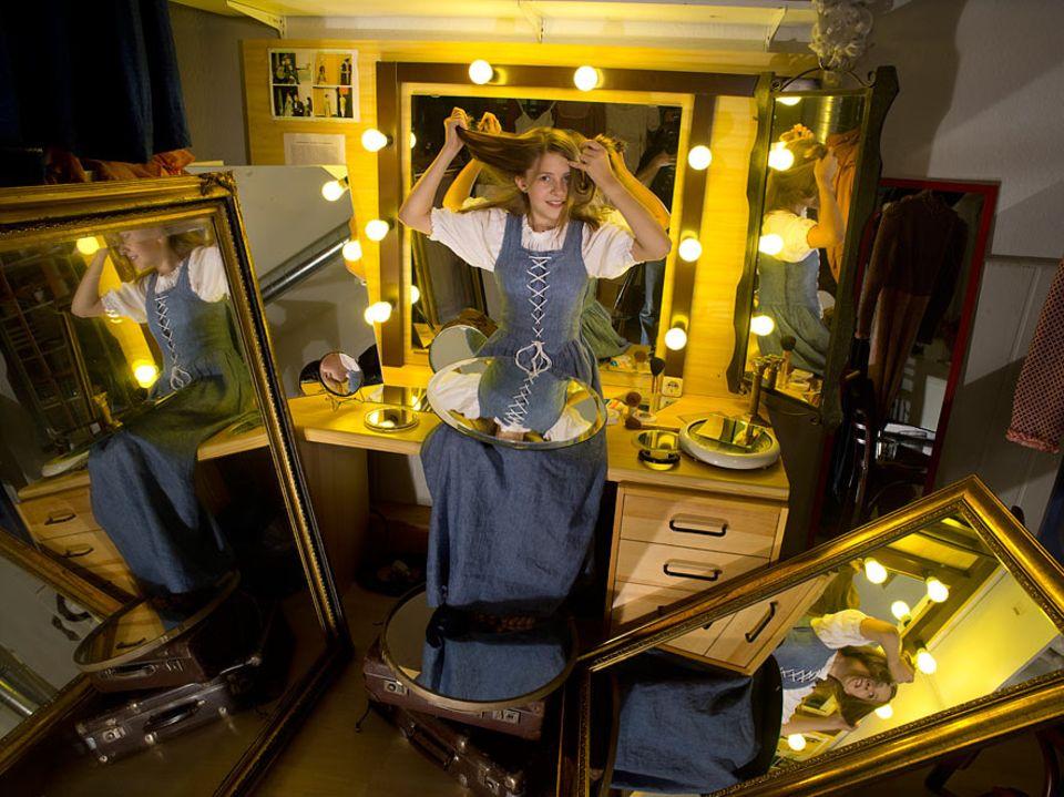 Gesundheit: Dorothee Neufeldt (10) Juniorschauspielerin, Elmshorn