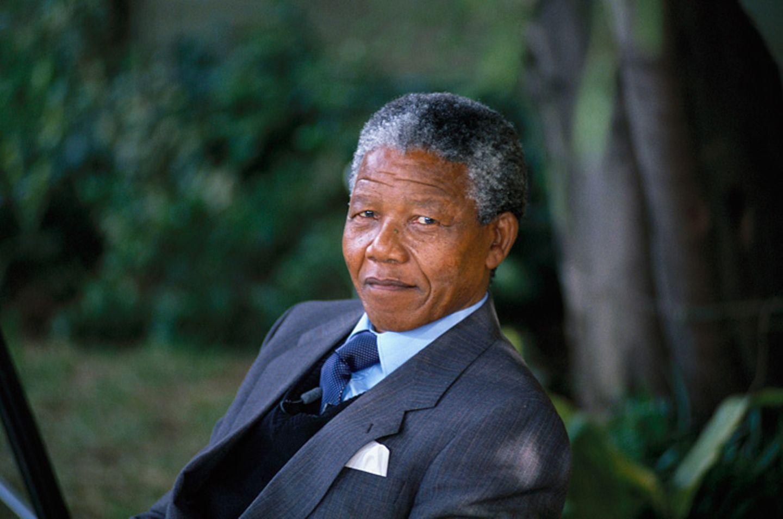 Weltveränderer: Der Held eines ganzen Landes: Nelson Mandela zählt zu den bedeutendsten Bürgerrechtlern der Geschichte