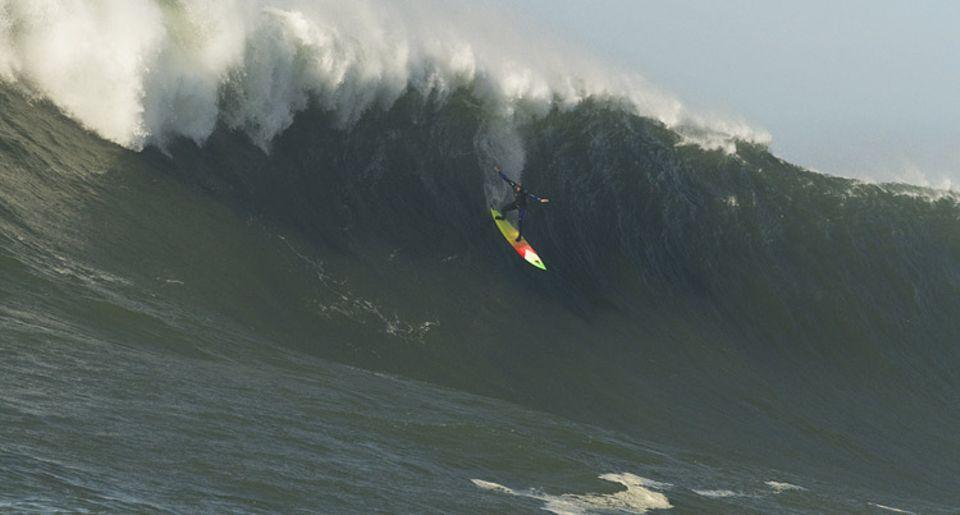 Die Riesenwellen entstehen vor allem nach starken Stürmen. Dann können sie eine Höhe von bis zu 25 Metern erreichen