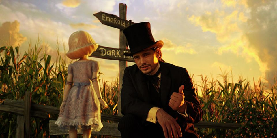 Das kleine Porzellanmädchen ist nur eines der vielen wundersamen Lebewesen, denen Oscar in Oz begegnet