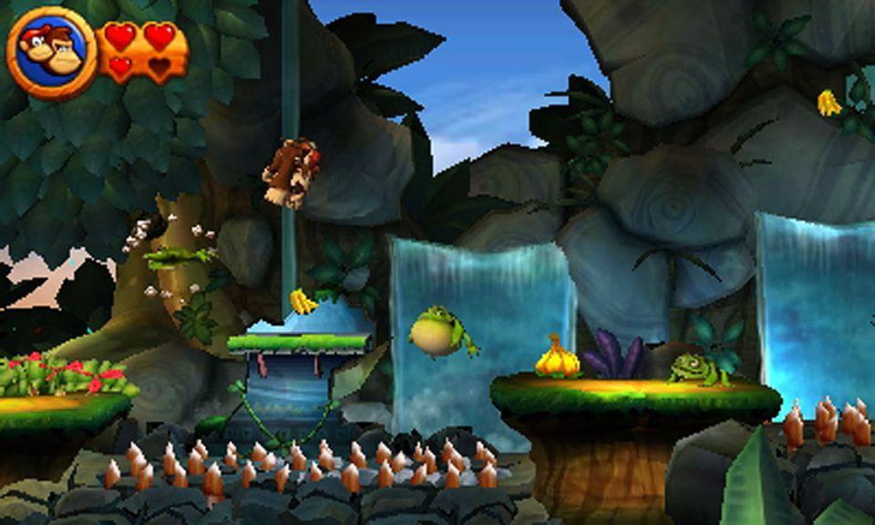 Spieletests: Auf geht's zu einem abenteuerlichen Jump 'n' Run durch den Dschungel