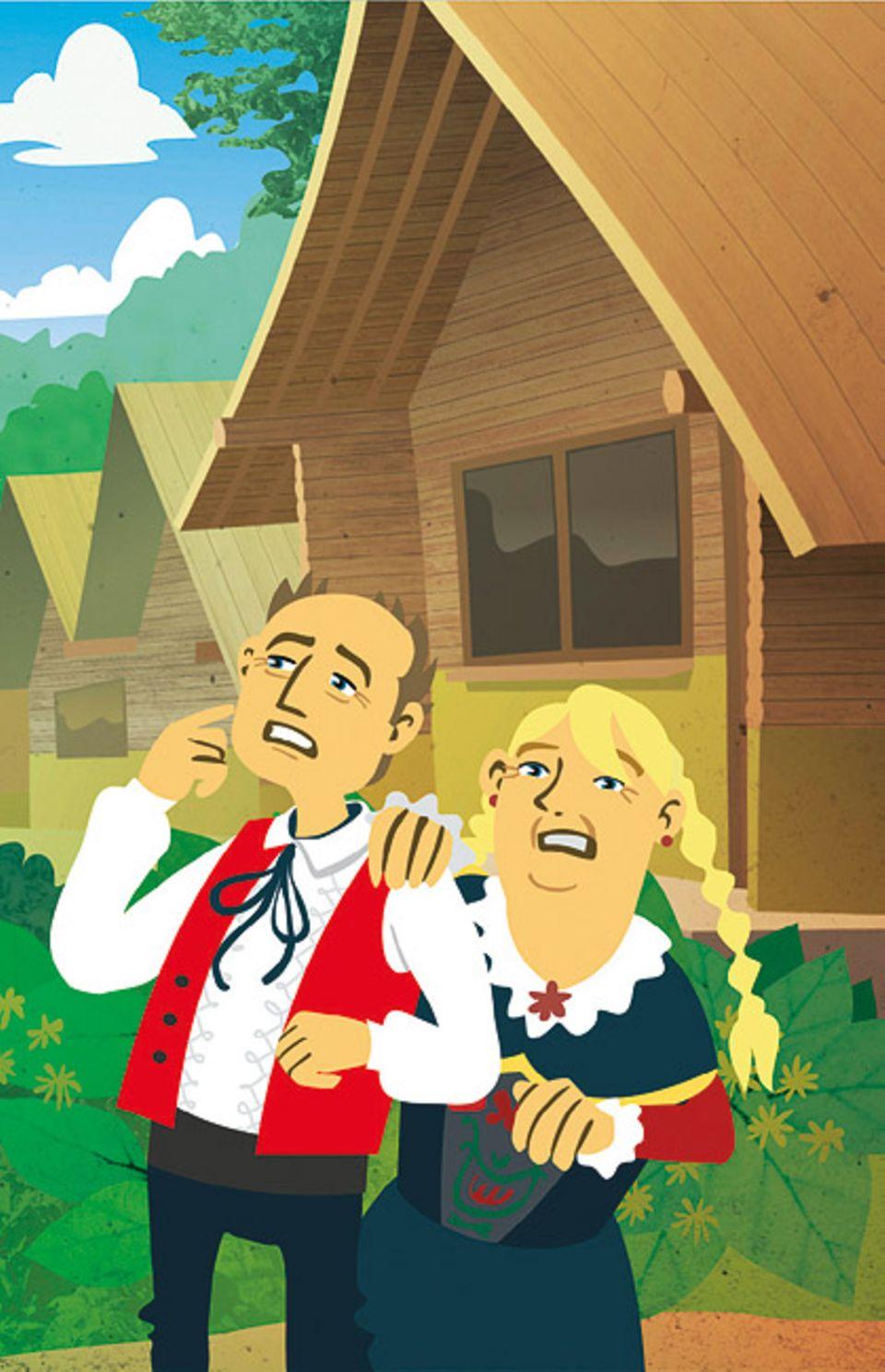 Gewinnspiel: Evi und Beat Basler vom Resort Alphorn