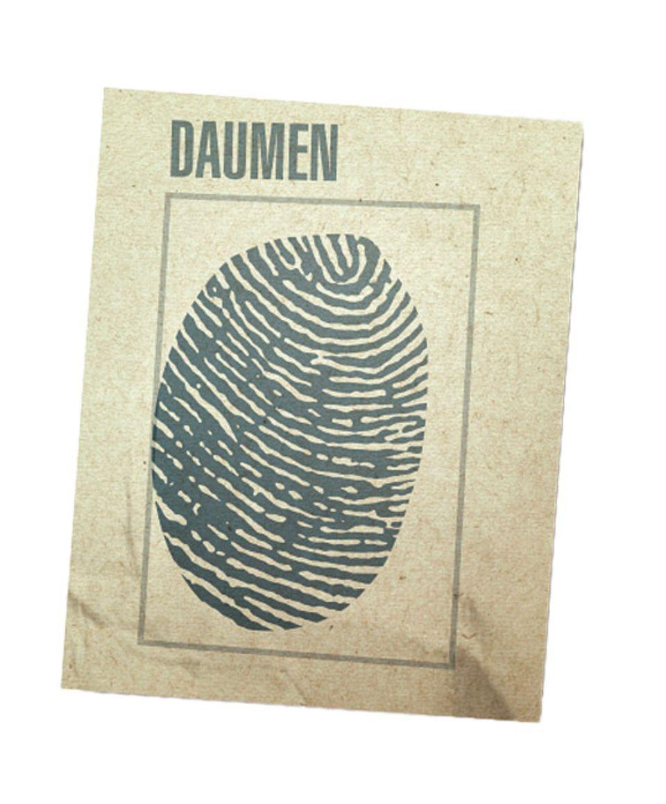 Gewinnspiel: Das ist der Fingerabdruck von Akseli Hietela