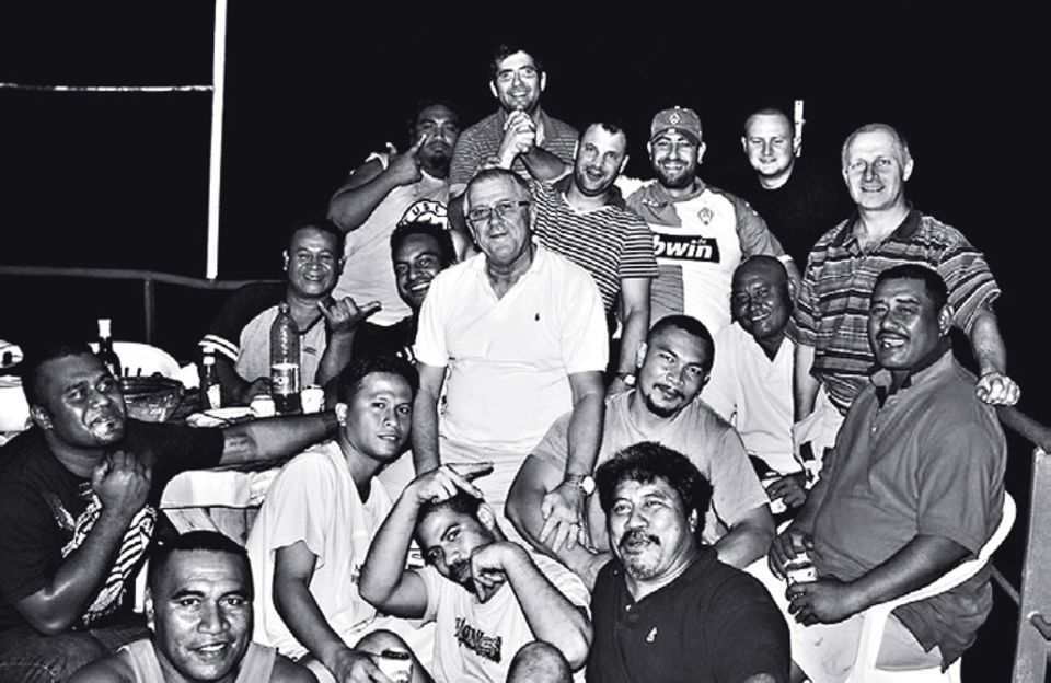 2009: Piraten vor Somalia: Die Besatzung ist multinational, fünf Männer sind Deutsche