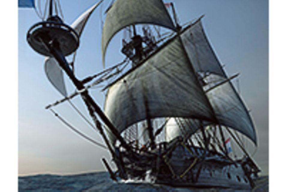 """Um 1720: """"Goldenes Zeitalter"""" der Piraterie: Leseprobe: Der Herr der """"Royal Fortune"""""""