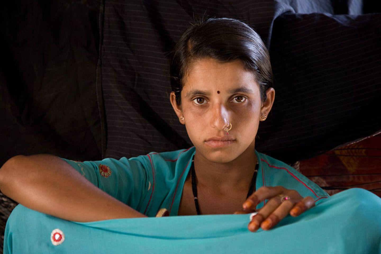 Frauenrechte: Als Munni 17 Jahre alt war, wollte ihr Vater sie verheiraten. Doch sie und ihre Mutter konnten ihn umstimmen. Munni ist ein Vorbild für andere junge Frauen