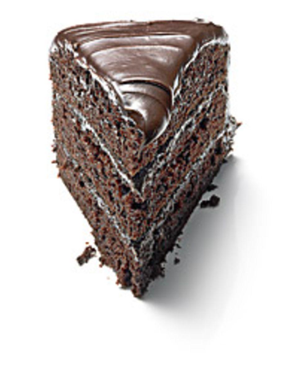 Schmecken: SÜSSES mögen wir aus gutem Grund: Zuckermoleküle enthalten reichlich Energie, die unser Organismus zum Überleben braucht