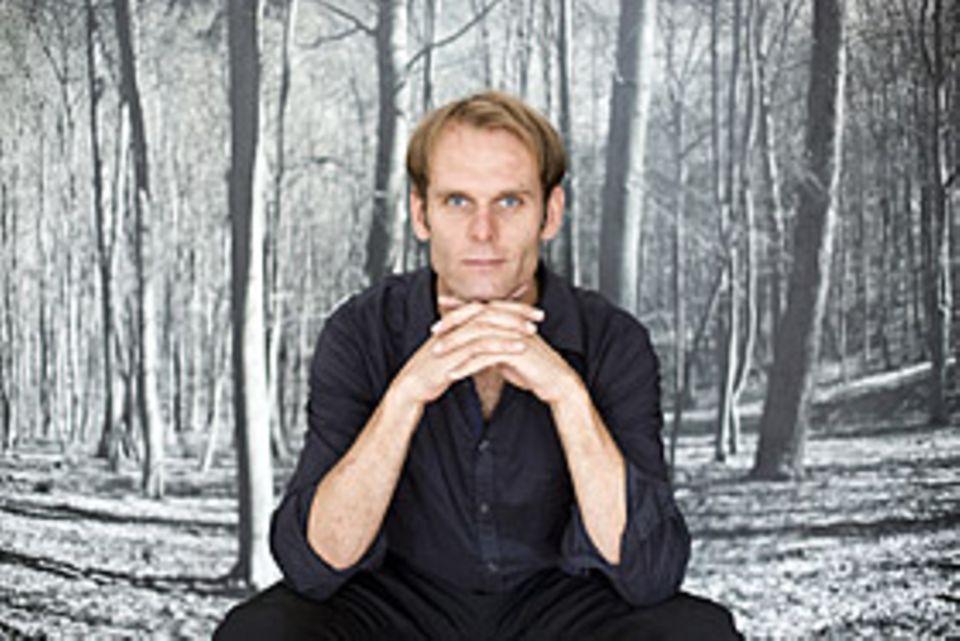 Beruf: Sein erstes Baumhaus baute Andreas Wenning für sich selbst