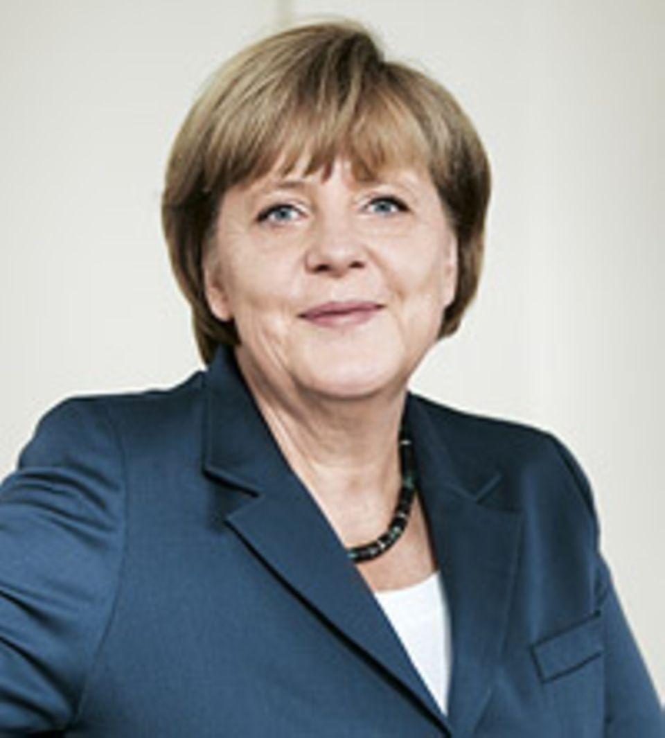 Die Amtierende: Angela Merkel von der CDU, 59 Jahre alt