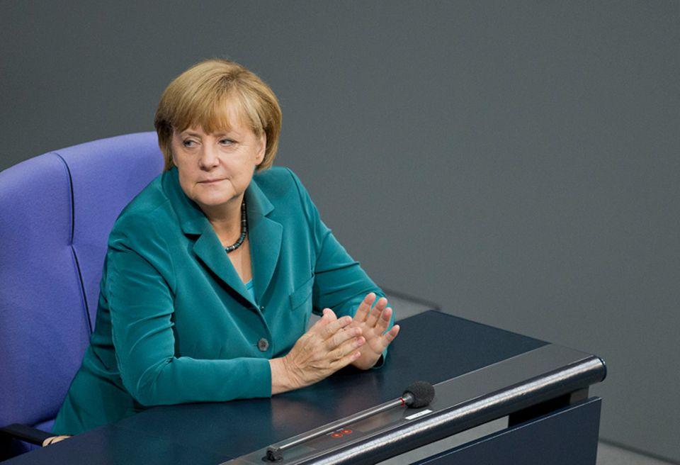 Weltveränderer: Angela Merkel gilt als mächtigste Frau der Welt. Als Bundeskanzlerin regiert sie seit 2005 Deutschland