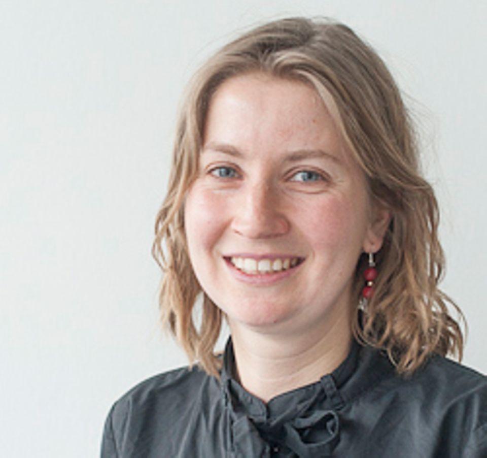 GEO-Stipendium: Gewinnerin des GEO-Stipendiums: die Ethnologin Stefanie Kicherer