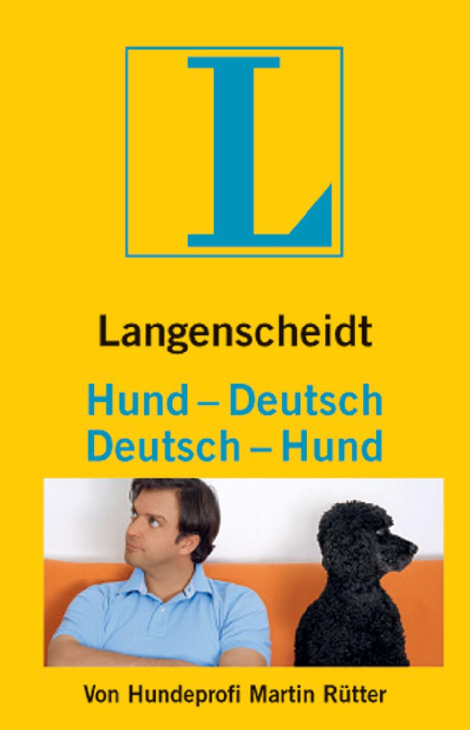 Tierkenner und Fernseh-Star Martin Rütter hat - gemeinsam mit seinem Hund Mina - ein Buch geschrieben