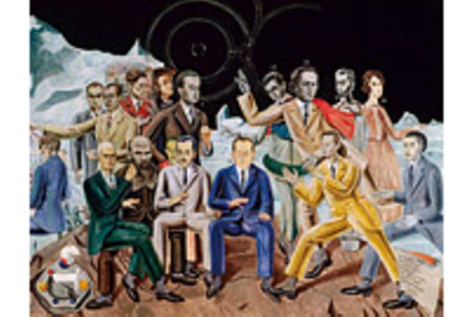 Surrealismus: Leseprobe: Angriff auf die Vernunft