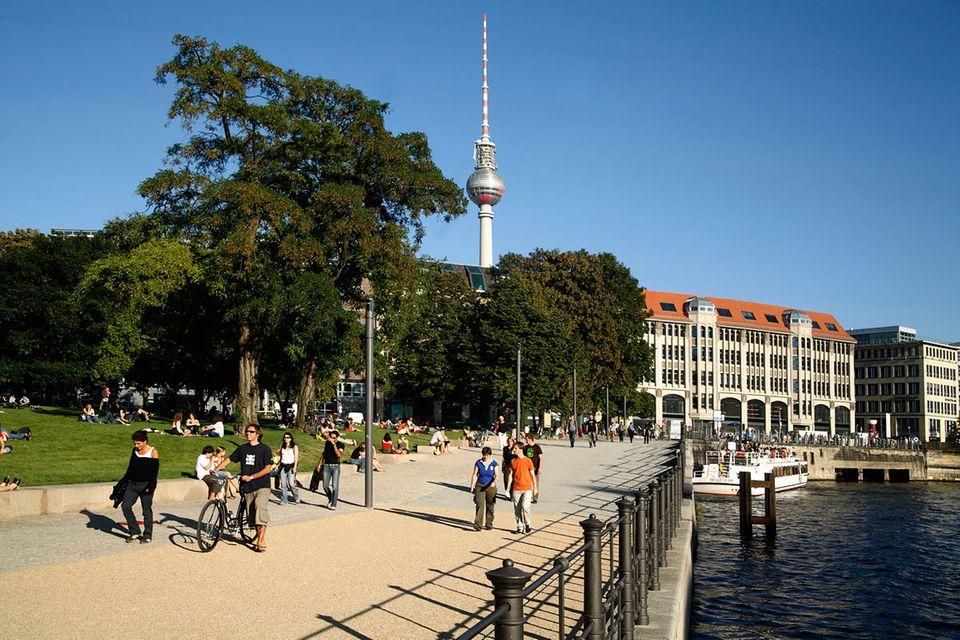 Lebensstil: Ein Hoch auf das Stadtleben