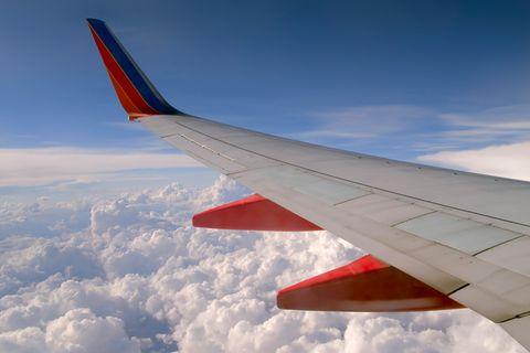 Reisephänomene: Knick im Flügel