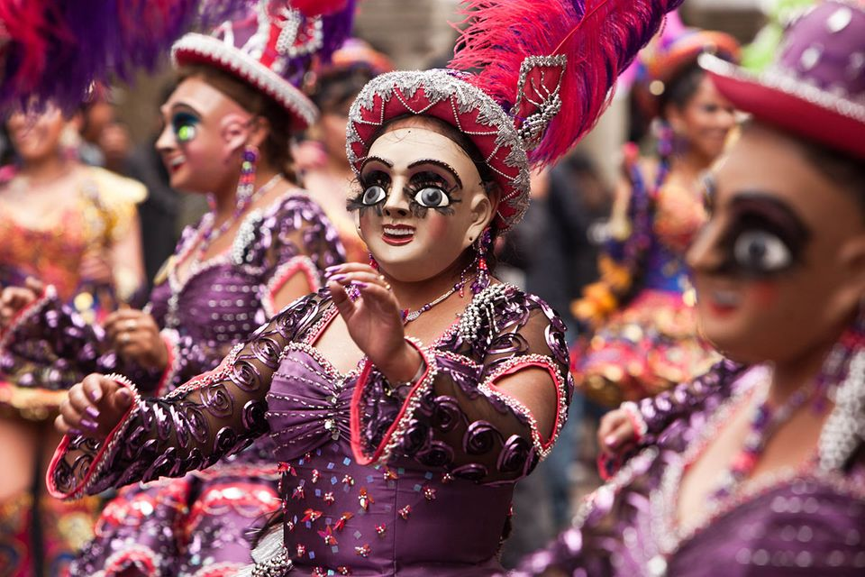 Karneval weltweit: Die Welt ist jeck!