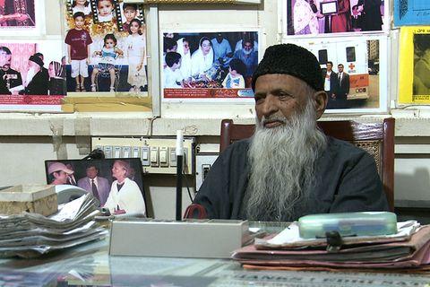 Der gute Mensch von Karachi