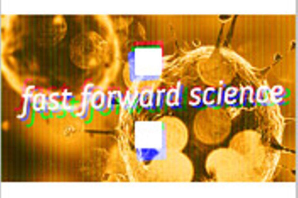 Fast Forward Science 2013: Wissenschaft auf den Punkt gebracht!