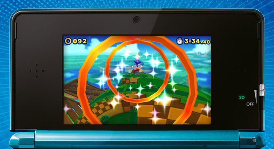 Spieletests: Schöne bunte Sonic-Welt