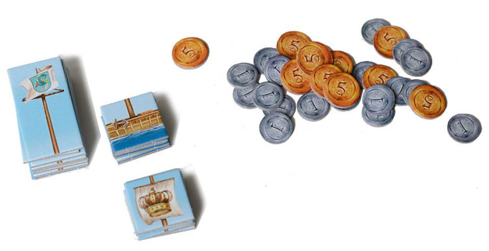 Spieletests: Ein Spiel rund um die Seefahrt