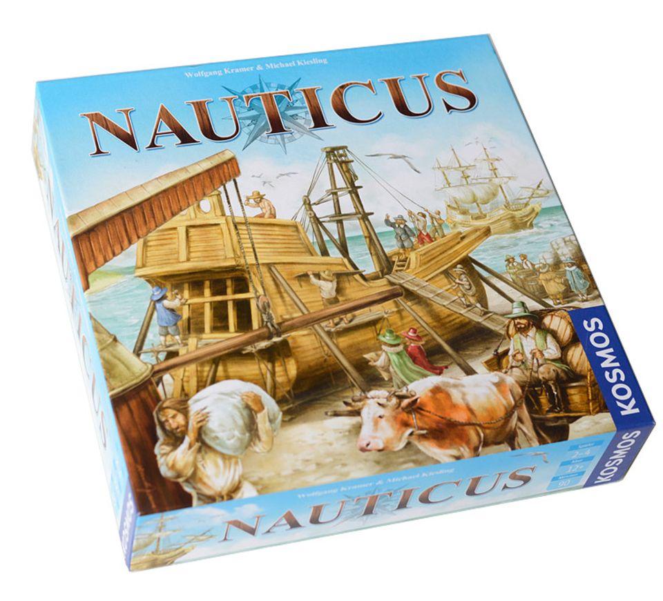 Spieletests: Könnt ihr gut genug planen für Nauticus?