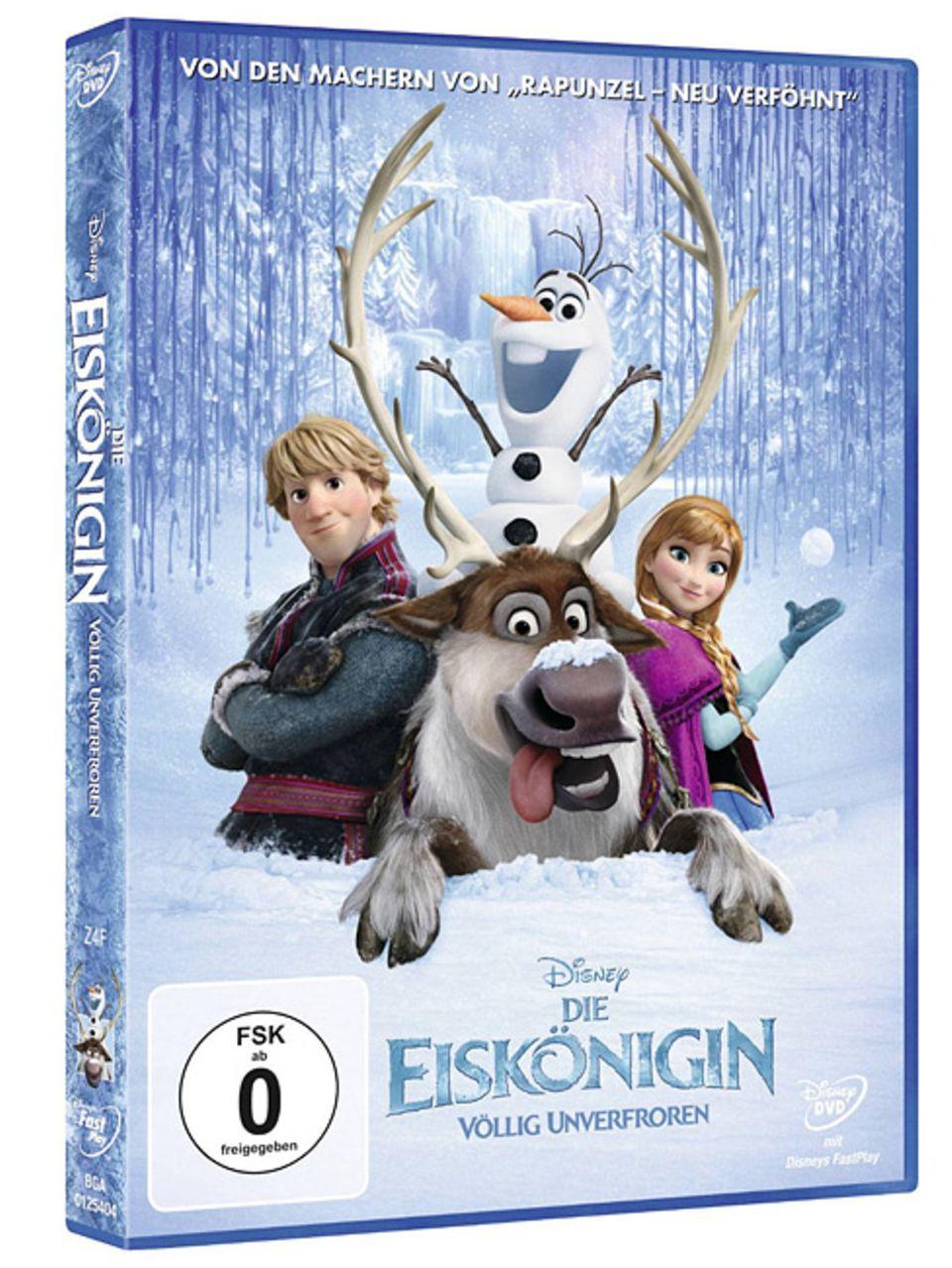 "Kino: DVD-Tipp: Disneys ""Die Eiskönigin"""