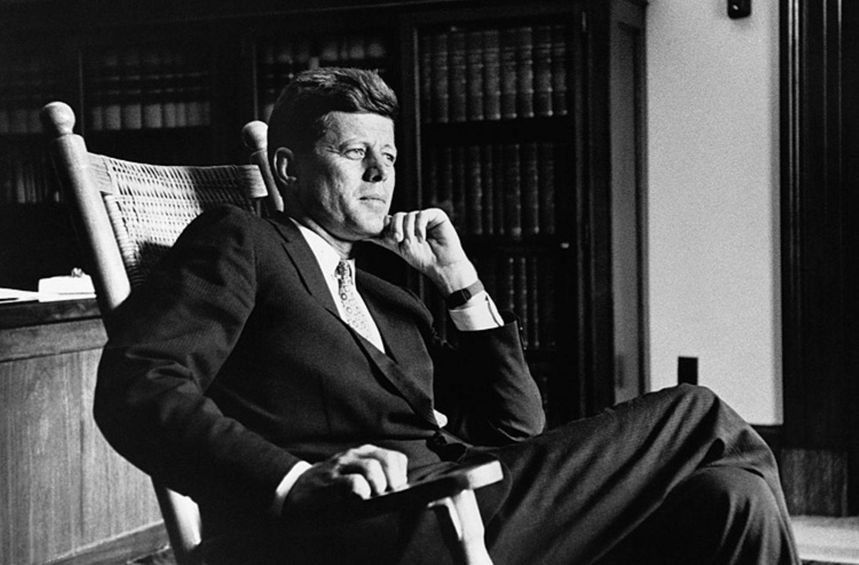 Weltveränderer: John F. Kennedy starb vor 55 Jahren durch ein Attentat. Bis heute ist nicht genau geklärt, weshalb der Präsident der Vereinigten Staaten sterben musste